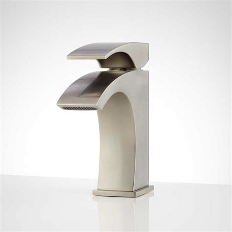 bathroom vanity with sink and faucet maxwell single hole bathroom faucet with pop up drain