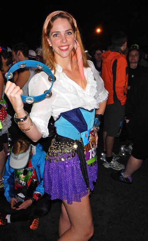 Esmeralda running costume |Run Karla Run! | Run Karla Run!