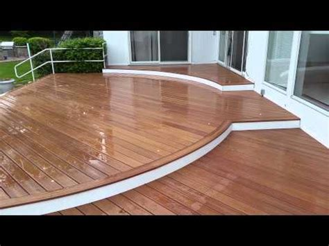 curved decking talk by paddy o deck youtube
