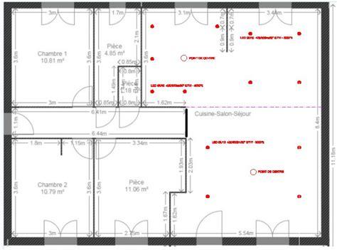 spot plafond cuisine emplacement éclairage pour rénovation de maison 6 messages