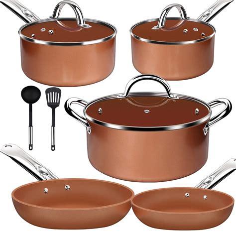 induction pots pans oven safe