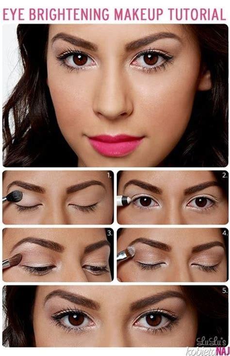 simply audrey   cool  school makeup ideas
