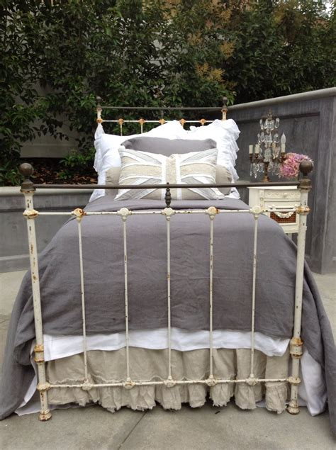 Vintage Iron Bed by Unavailable Listing On Etsy
