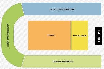 Prato Gold Vasco Torino by Quot Vasco Live Kom 015 Quot Bologna Stadio Dall Ara Info
