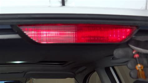 third brake light works but others don t how to replace the third brake light on a 2004 toyota