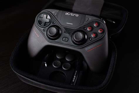 astro c40 tr controller gaming ps4 controllers playstation pc dpad mspoweruser central premium