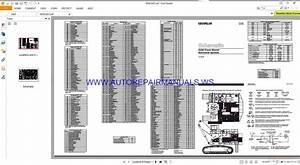 Caterpillar 5230 Front Shovel Electrical Schematics