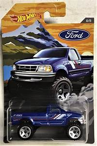 2018 Hot Wheels Ford Truck #4 Ford Bronco 4x4