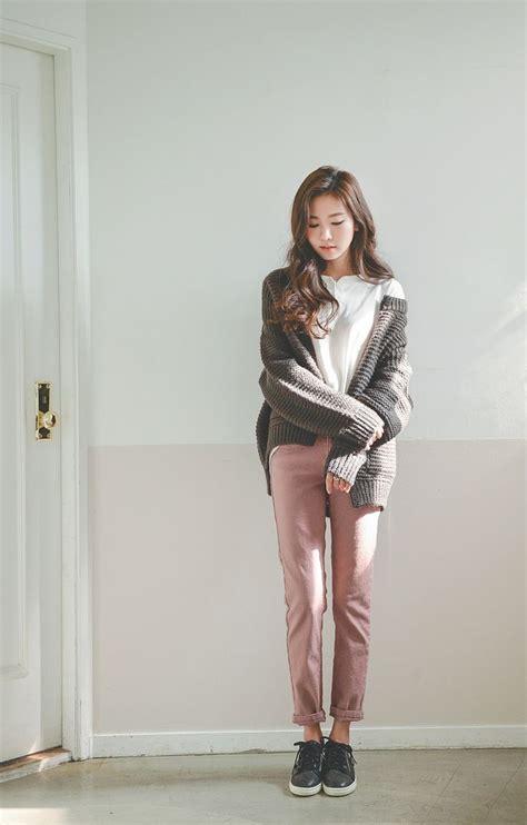729 best K-Fashion u0026 Style images on Pinterest | Korean fashion Asian fashion and Korean ...