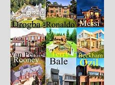 Football players houses Which one is the best? FC