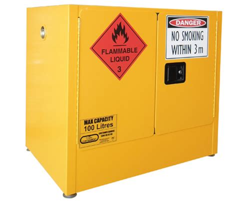 Flammable Liquid Storage Cabinets Australia by Flammable Liquids Safety Storage Cabinet Spill Station