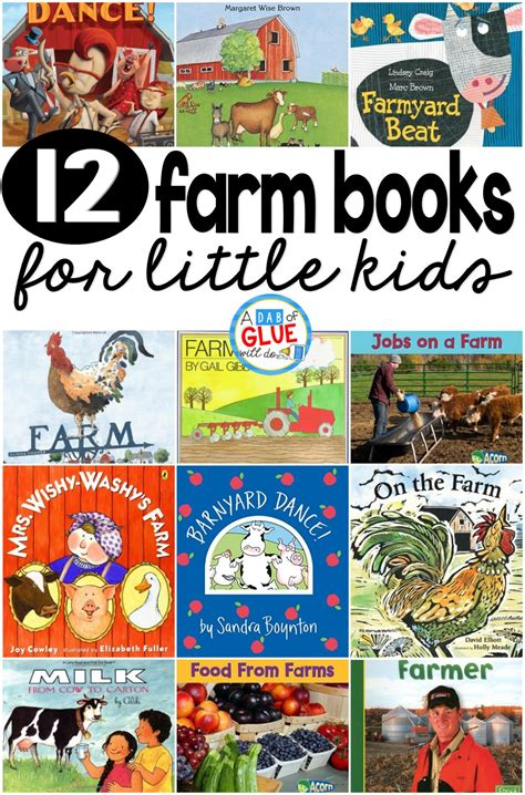 12 farm books for 537 | farm pinterest