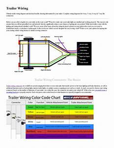 Chevy Trailer Wiring Harness Diagram 7 Pin To 4 Diagram