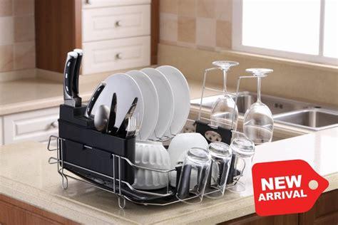 premiumracks countertop dish rack perfect  smaller spaces