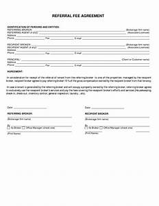 property finders fee agreement template 28 images With property finders fee agreement template