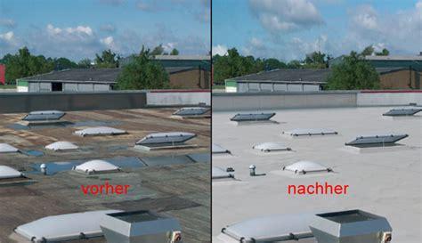 Flachdach Abdichten Oder Flachdachsanierung by Flachdach Selbst Sanieren Abdichten Konfigurator