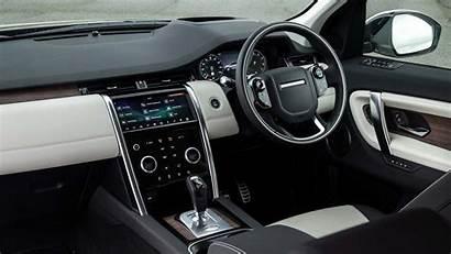 Discovery Rover Land Interior P300e Hybrid Phev