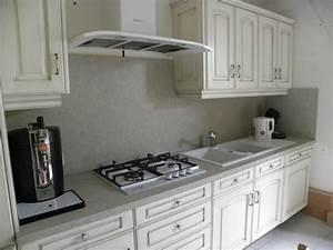 Cuisine Le Roy Merlin : stunning cuisine grise et blanc leroy merlin pictures ~ Dailycaller-alerts.com Idées de Décoration