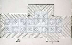 Calepinage parquet a panneaux en chene 14 mm vieux for Calepinage parquet