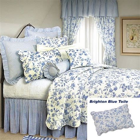 shabby chic toile bedding williamsburg brighton red toile shabby chic french country quilt bed mattress sale