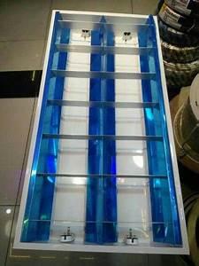 Jual Kap Lampu Rm 2x18 Watt Kap Rm Tl 2x18 W Komponen