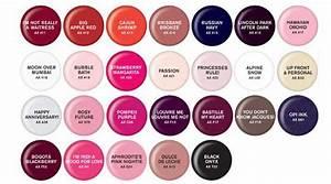 Purple Nail Polish Colors, Names, Best Reviews + Ideas ...
