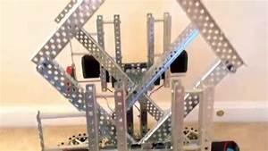 VEX 9376B Scissors lift - YouTube