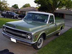 1970 CHEVROLET C-10 FLEETSIDE PICKUP - 64331