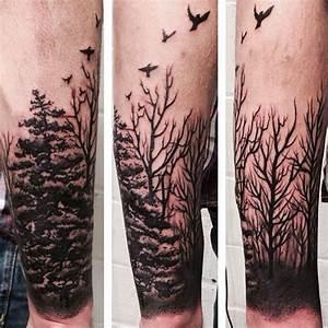forearm tree tattoo My Style Pinterest Trees, Sleeve