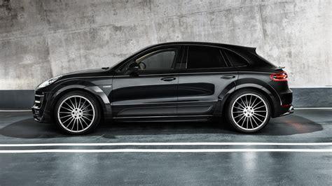 Porsche Macan Widebody