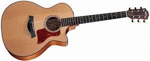 Taylor Guitars Grand Auditorium Cedar/Mahogany Acoustic ...