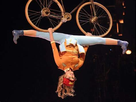 building the fantastical bicycles for cirque du soleil s