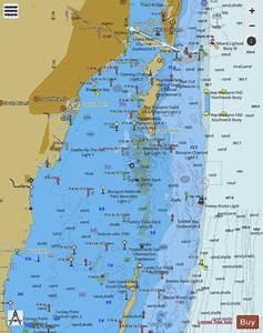 Intracoastal Waterway Miami To Elliott Key Marine Chart