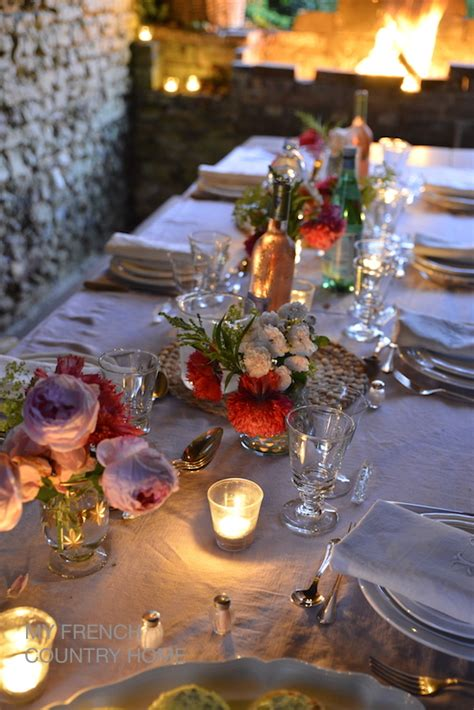 Summer Entertaining Is The Best  My French Country Home
