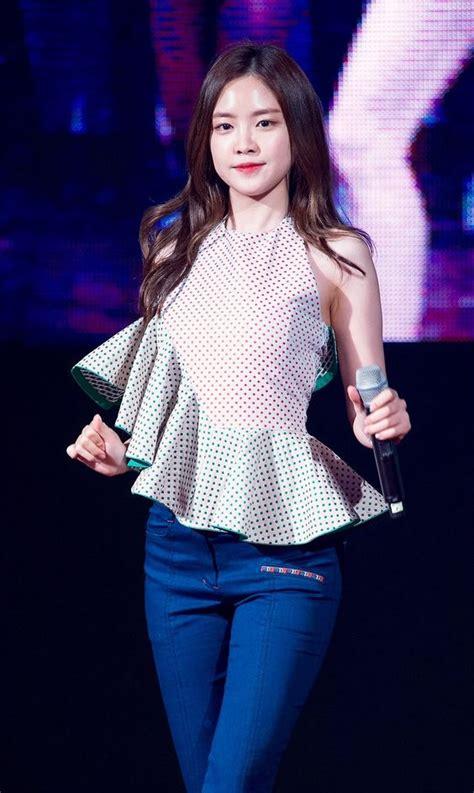 apink naeun  cute  sexy    time daily