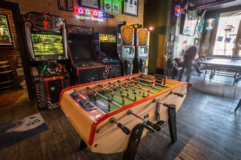 Nyc Bars With Games Play Scrabble, Jenga Or Pinball While