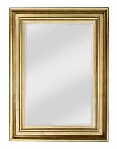 Miroir Doré Rectangulaire : miroir dor rectangulaire id es de d coration int rieure french decor ~ Teatrodelosmanantiales.com Idées de Décoration