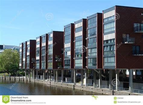Moderne Gebouwen In Hamburg Stock Foto Afbeelding