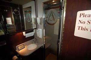 Bathroom | VAN/BUS INTERIORS | Pinterest | Busses