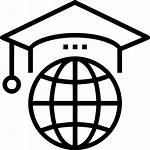 Study Abroad Icon Education Clipart Svg Icons