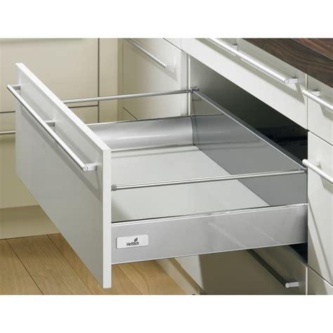 amortisseur de tiroir de cuisine kit tiroir tringles innotech hauteur 176 mm sans coulisses