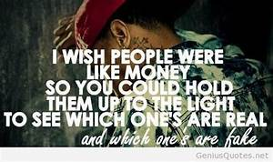 Money Quotes And Sayings By Rappers | www.pixshark.com ...