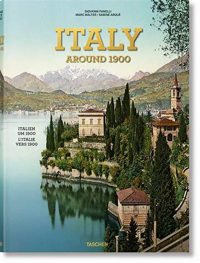 1900 Italy Around Portrait Taschen Italie Books