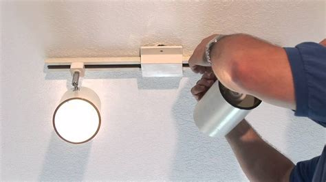 home electrical repairs how do i repair track lights