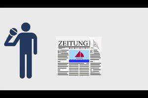 video unterschied zwischen reporter und redakteur