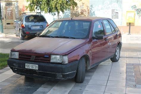File1990 Ish Battered First Generation Fiat Tipo