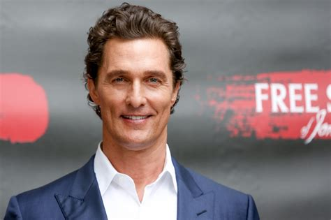 Matthew Mcconaughey Plastic Surgery Possible Facelift