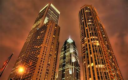 Cities Skyscrapers Hdr Skylines Wallpapers Architecture Updated