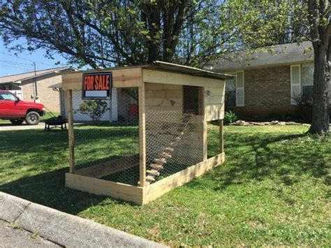 pallet chicken coop projects ideas   build