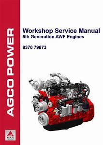 Agco Sisu Power Tier 4 Final Engines Types 33  44  49  66